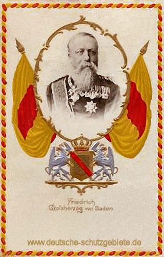 Friedrich Großherzog von Baden