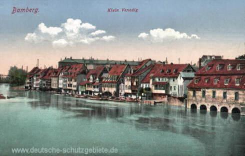 Bamberg, Klein Venedig