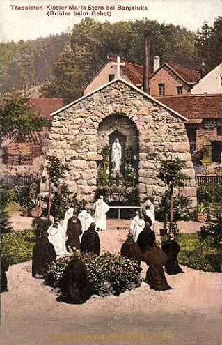 Banjaluka, Trappisten-Kloster Maria Stern