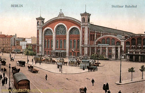 Berlin, Stettiner Bahnhof