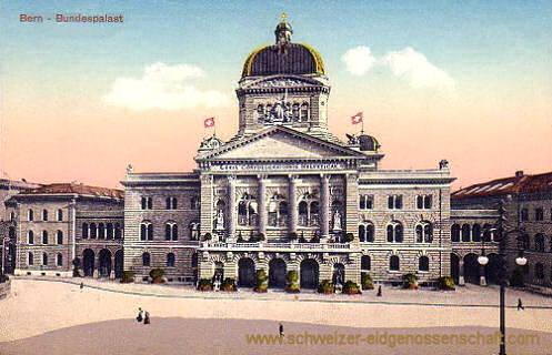 Bern, Bundespalast