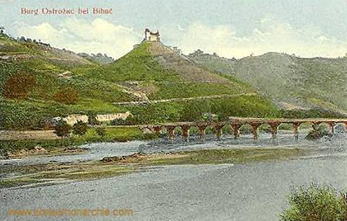 Bihač, Burg Ostrožac