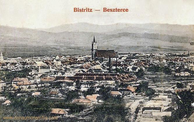 Bistritz - Besztercze