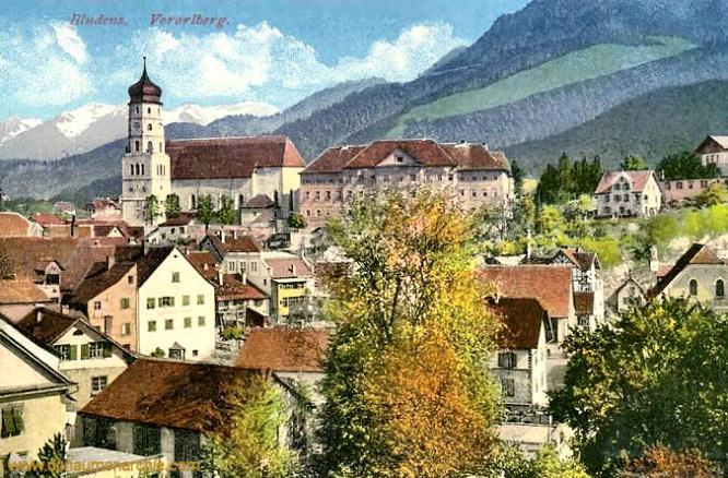 Bludenz, Vorarlberg
