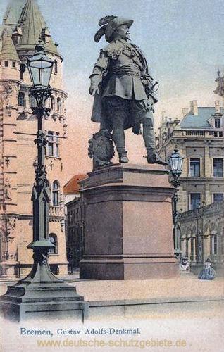 Bremen, Gustav Adolfs-Denkmal