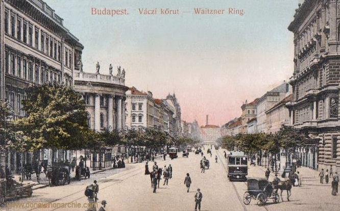 Budapest, Waitzner Ring