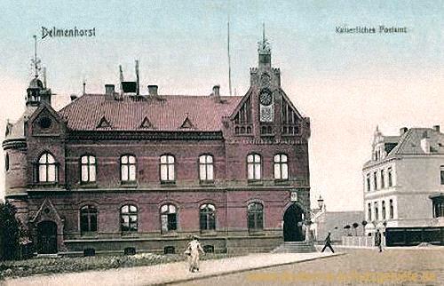 Delmenhorst, Kaiserliches Postamt