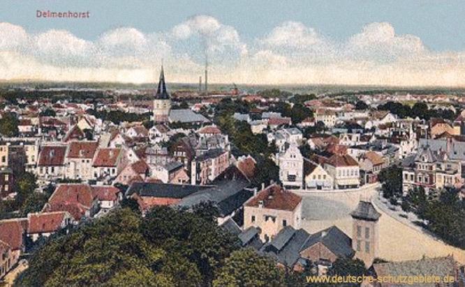 Delmenhorst, Stadtansicht