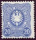 Deutsches Reich, 20 Pfennig