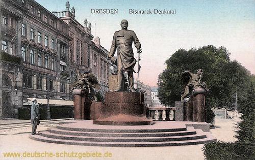 Dresden, Bismarckdenkmal