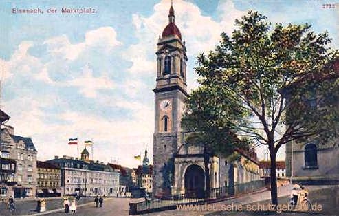 Eisenach, Marktplatz