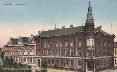 Emden, Kaiserliches Postamt