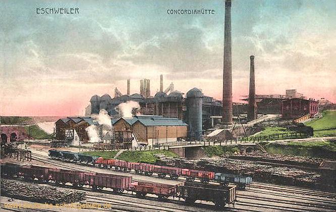 Eschweiler, Concordiahütte