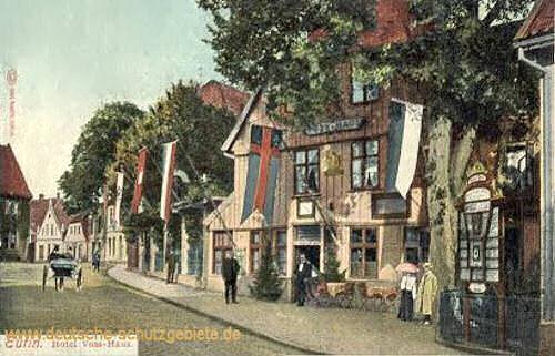 Eutin, Hotel Voss-Haus
