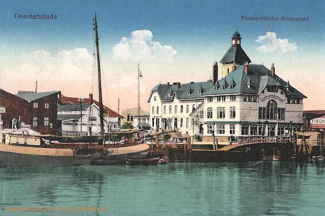 Geestemünde, Fischereihafen-Restaurant