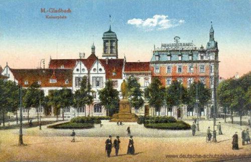 M.-Gladbach, Kaiserplatz