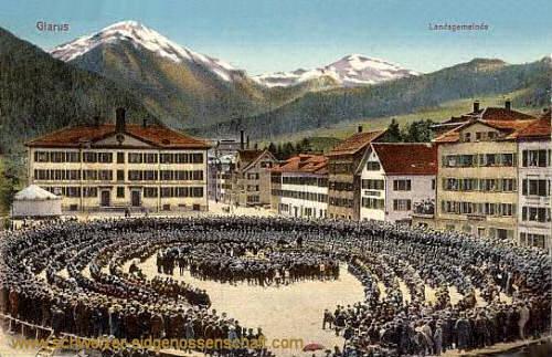 Glarus, Landsgemeinde