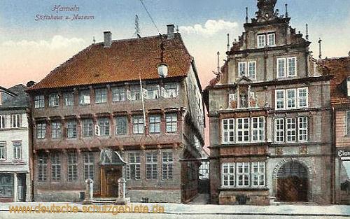 Hameln, Stiftshaus und Museum
