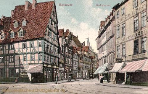 Hannover, Marktstraße