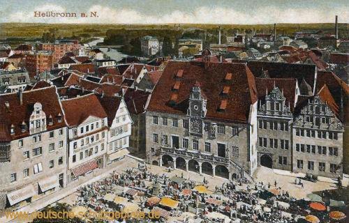 Heilbronn a. N., Markt