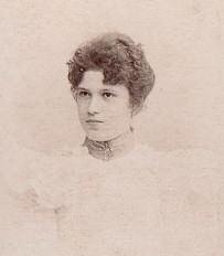 Helene Jacobs, geb. Josiger (1900), 20.02.1882 - 25.01.1936