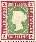 2 Schilling, Helgoland 1867