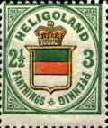 3 Pfennig, Helgoland 1877