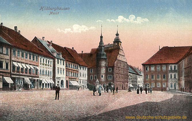 Hildburghausen, Markt