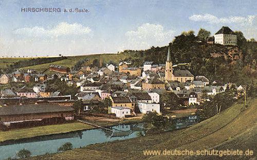 Hirschberg Saale