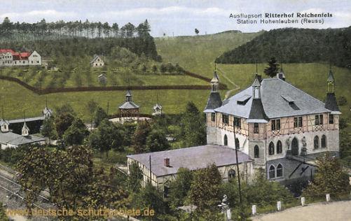 Hohenleuben, Ritterhof Reichenfels