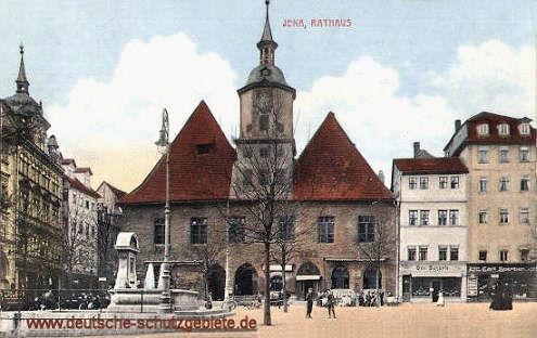 Jena, Rathaus