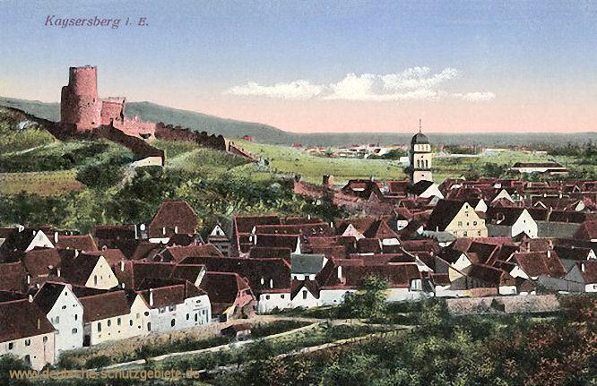 Kaysersberg i. E., Stadtansicht