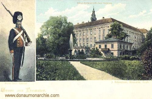 Kremsier, Fürst-Erzbischöfliches Schloss