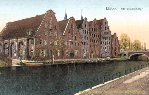 Lübeck, Travespeicher