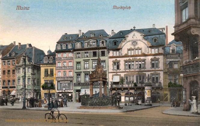 Mainz, Marktplatz