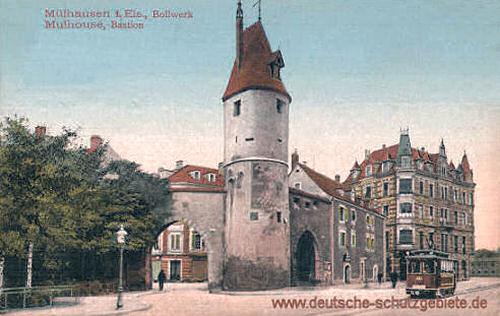 Mülhausen i. Els., Bollwerk