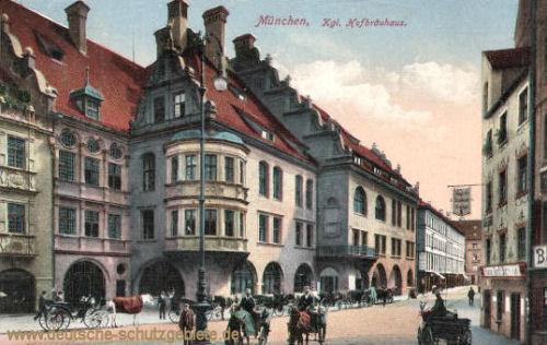 München, Kgl. Hofbräuhaus