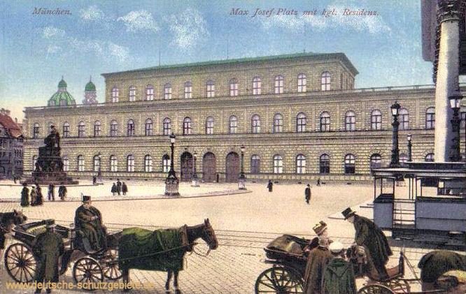 München Königliche Residenz
