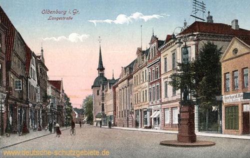 Oldenburg i. Gr., Langstraße