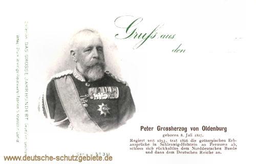 Peter Großherzog von Oldenburg