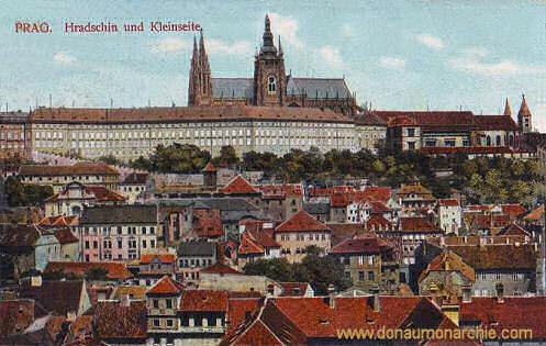 Prag, Hradschin und Kleinseite