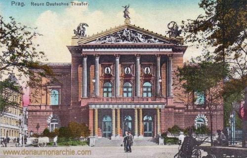 Prag, Neues Deutsches Theater