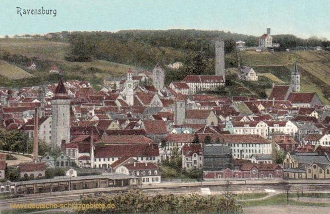 Ravensburg, Ansicht