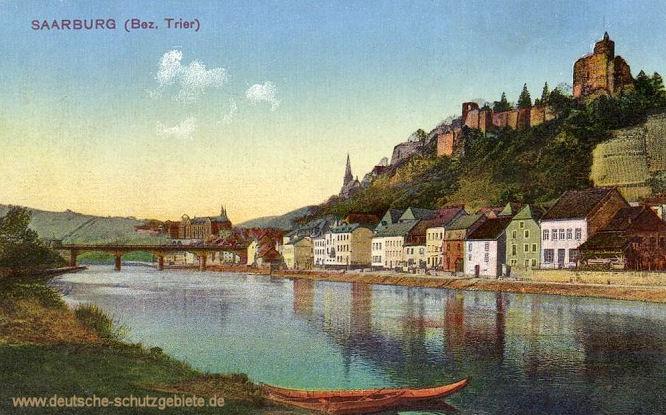 Saarburg, Bez. Trier