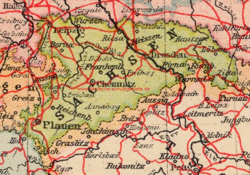 Sachsen 1919-45