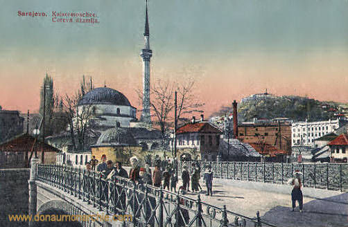Sarajevo, Kaisermoschee