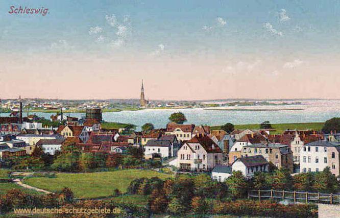 Schleswig, Ansicht