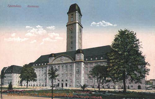 Spandau, Rathaus