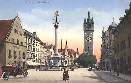 Straubing, Theresienplatz