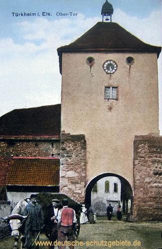 Türkheim im Elsaß, Ober-Tor